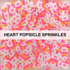 Heart Popsicle Sprinkles by Kat Scrappiness