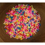 Rainbow Sprinkles Embellishment Mix