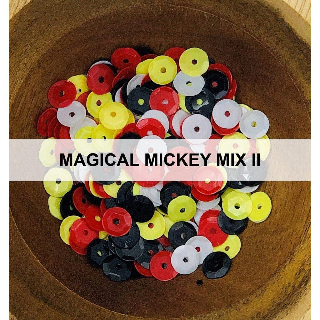 Magical Mickey Mix II - Sequins