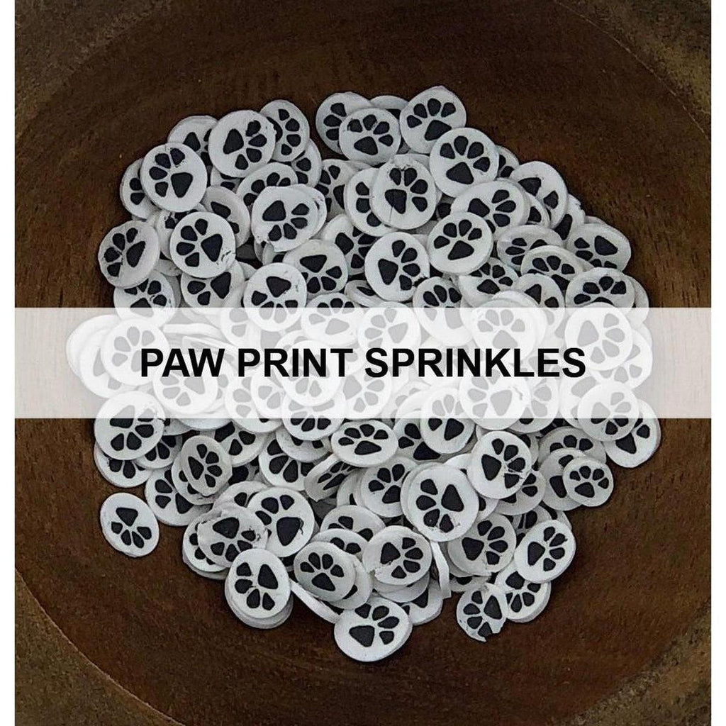 Paw Print Sprinkles by Kat Scrappiness - Kat Scrappiness