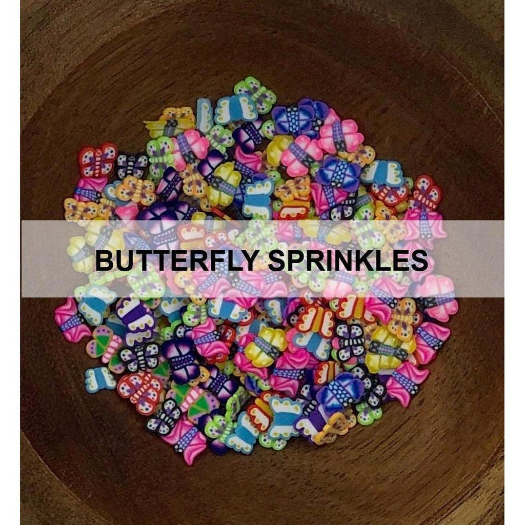Butterfly Sprinkles by Kat Scrappiness - Kat Scrappiness