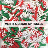 Merry & Bright Sprinkles for Christmas by Kat Scrappiness