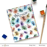 Thinking of You Stamp Set by The Stamping Village - Kat Scrappiness
