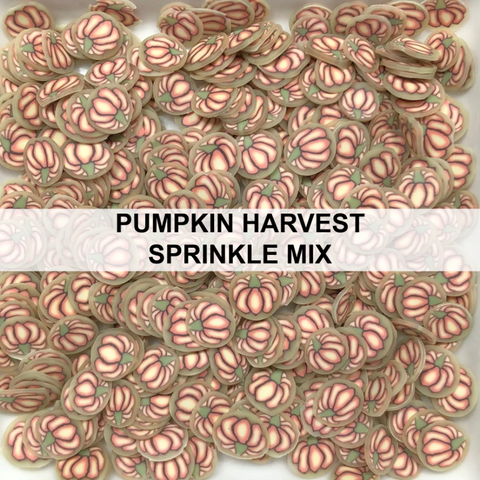 Pumpkin Harvest Sprinkles by Kat Scrappiness