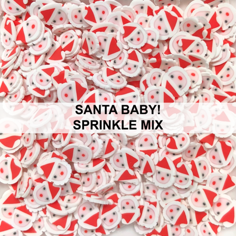Santa Baby! Sprinkles by Kat Scrappiness
