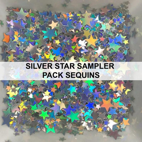 Silver Star Sampler Pack by Kat Scrappiness