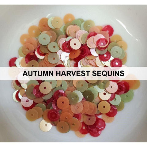 Autumn Harvest Sequin Mix