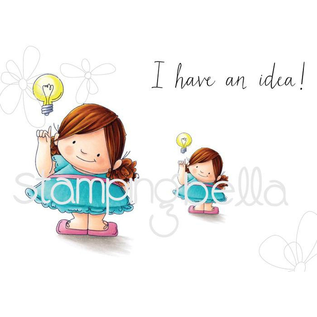 Big Idea Squidgy Cling Stamps by Stamping Bella - Kat Scrappiness