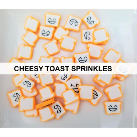 Cheesy Toast Sprinkles by Kat Scrappiness