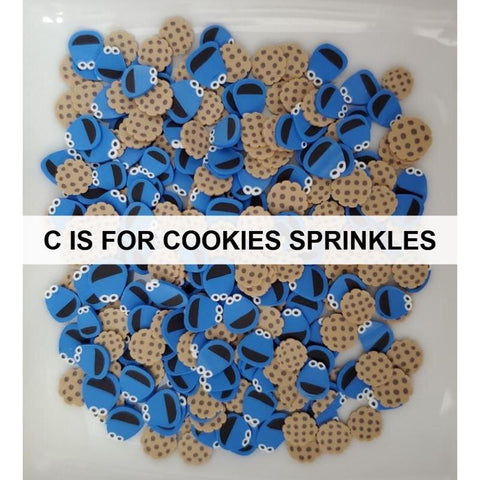 C is for Cookie Sprinkles by Kat Scrappiness