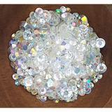 Sparkling Clear Jewels - Kat Scrappiness
