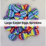 Large Easter Egg Sprinkles by Kat Scrappiness - Kat Scrappiness