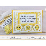 Sunny Side Up Eggs Sprinkles by Kat Scrappiness - Kat Scrappiness