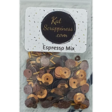 Espresso Sequin Mix & IMPROVED MIX! - Kat Scrappiness