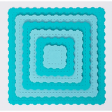 Stitched Fancy Scalloped Square Dies by Kat Scrappiness - NEW! - Kat Scrappiness