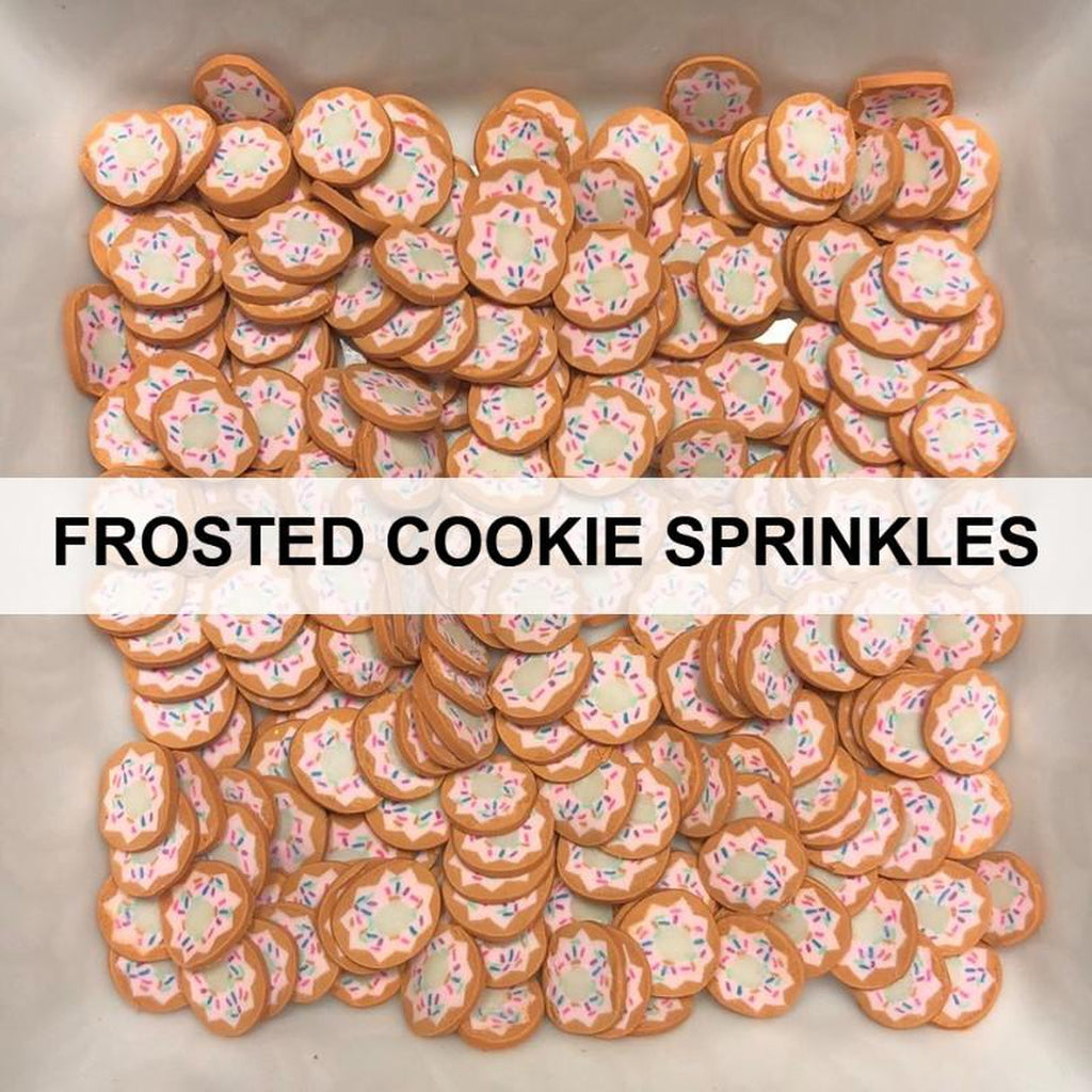 Frosted Cookies Sprinkles by Kat Scrappiness