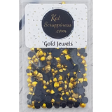 Gold Jewels - Kat Scrappiness