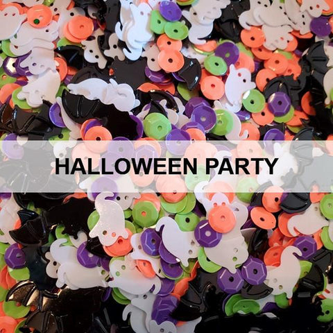 Halloween Party Sequin Mix