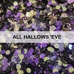 All Hallows 'Eve Sequin Mix - Kat Scrappiness