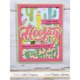 Hooray w/Shadow Die by Kat Scrappiness - Kat Scrappiness