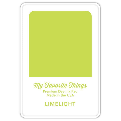 My Favorite Things Premium Dye Ink Pad - Limelight