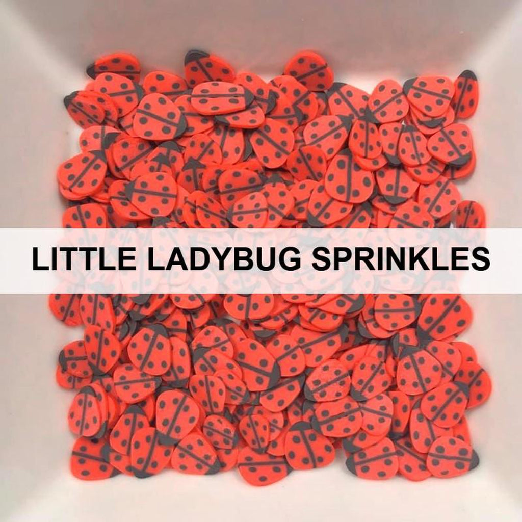 Little Ladybug Sprinkles by Kat Scrappiness - Kat Scrappiness