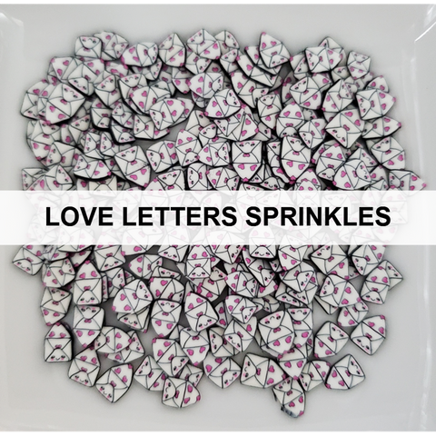Love Letters Sprinkles by Kat Scrappiness
