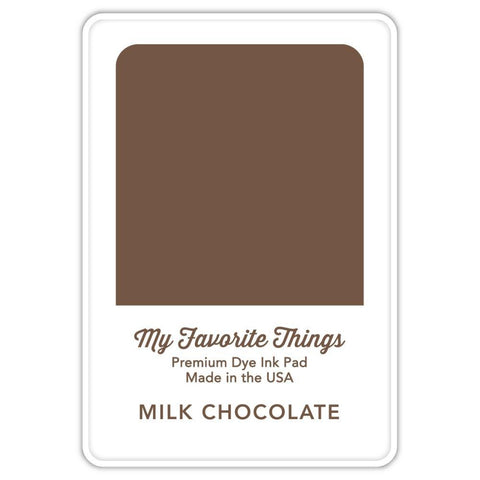 My Favorite Things Premium Dye Ink Pad - Milk Chocolate
