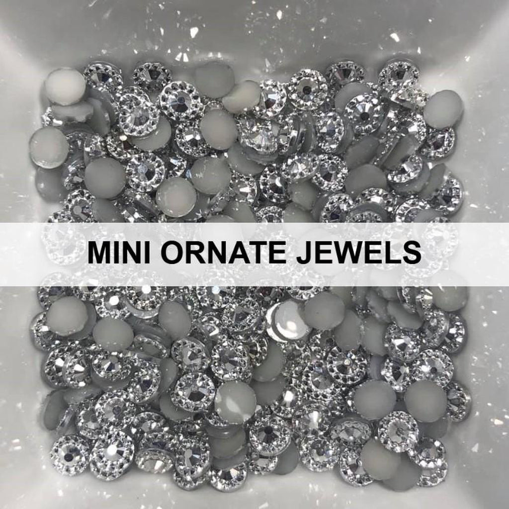 Mini Ornate Jewels - Kat Scrappiness