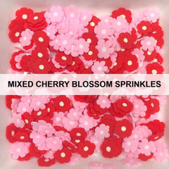 Mixed Cherry Blossom Sprinkles by Kat Scrappiness