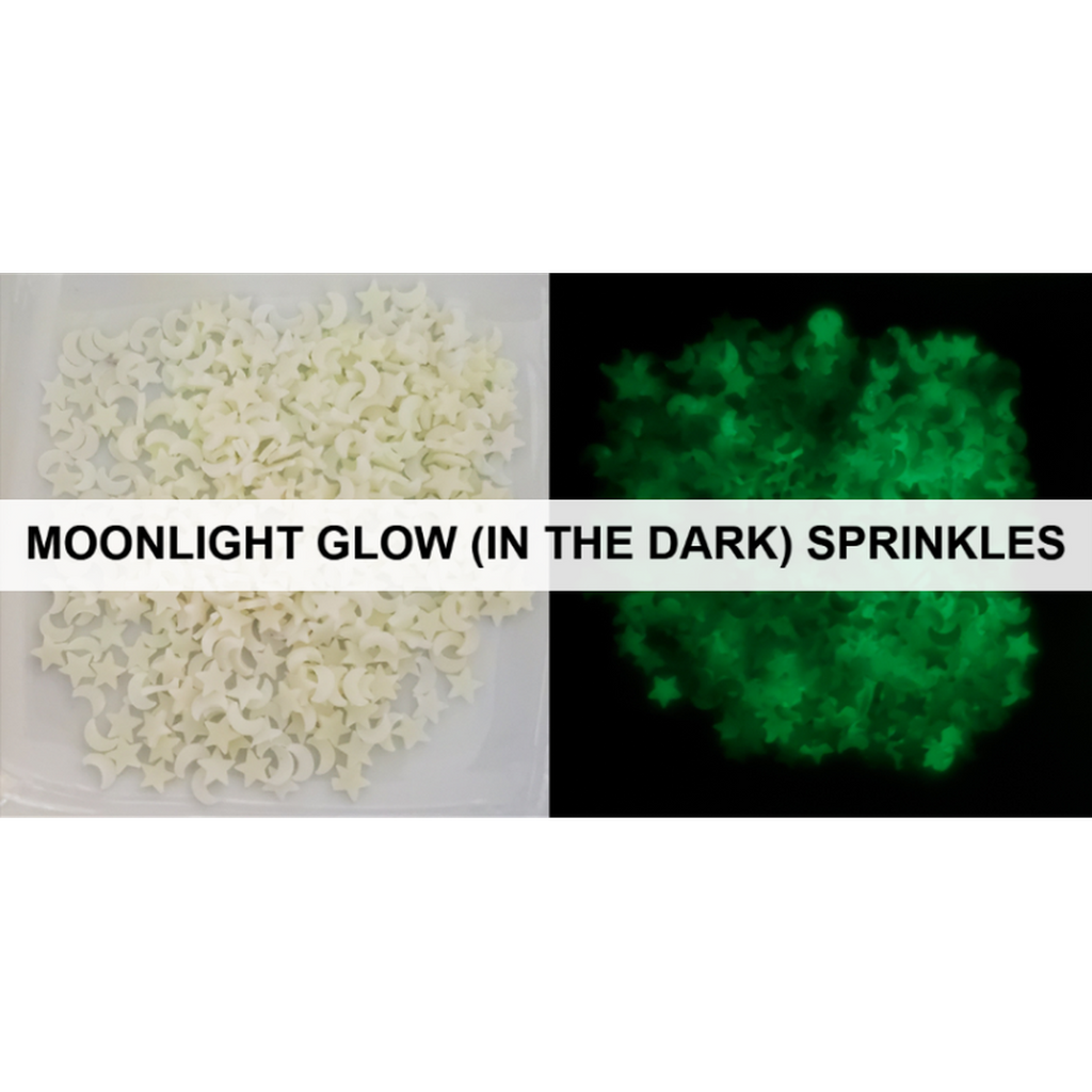 Moonlight Glow (In the Dark) Sprinkles by Kat Scrappiness