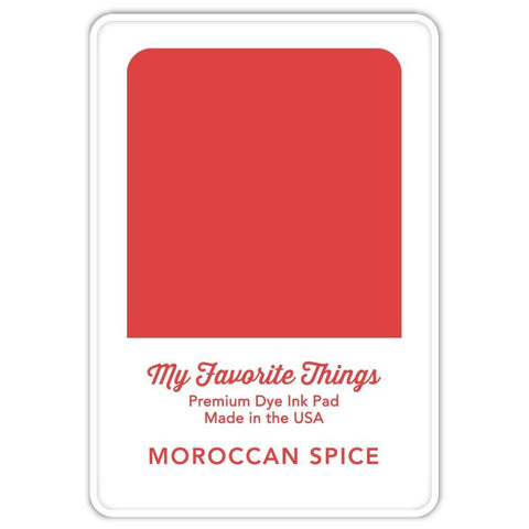My Favorite Things Premium Dye Ink Pad - Moroccan Spice