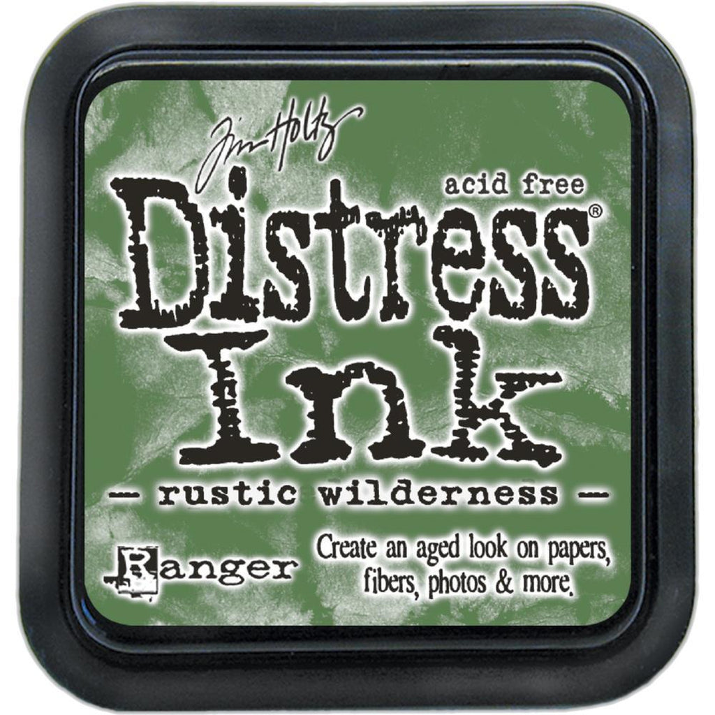 Rustic Wilderness Distress Ink Pad by Tim Holtz