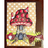Mini Gnome Cling Stamps & Coordinating Dies by Riley & Co - Kat Scrappiness