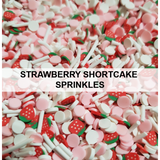 Strawberry Shortcake Sprinkles - Kat Scrappiness
