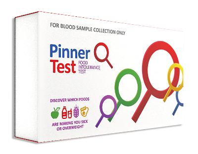 Pinnertest Food Intolerance Test
