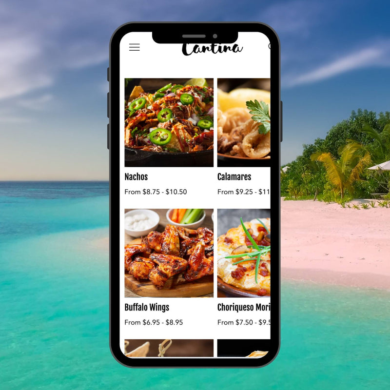 Touch Free Ordering From Isle Key Virgin Islands