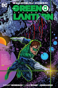 GREEN LANTERN SEASON 2 HC VOL 01