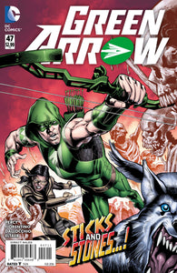 GREEN ARROW Bundle  #47 - #52