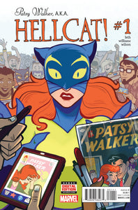 PATSY WALKER AKA HELLCAT Bundle #1 - #8