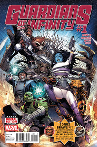 GUARDIANS OF INFINITY #1