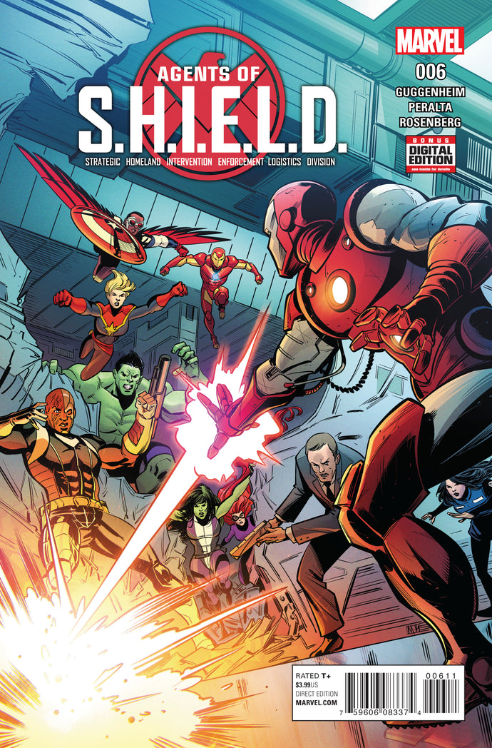 AGENTS OF SHIELD #6