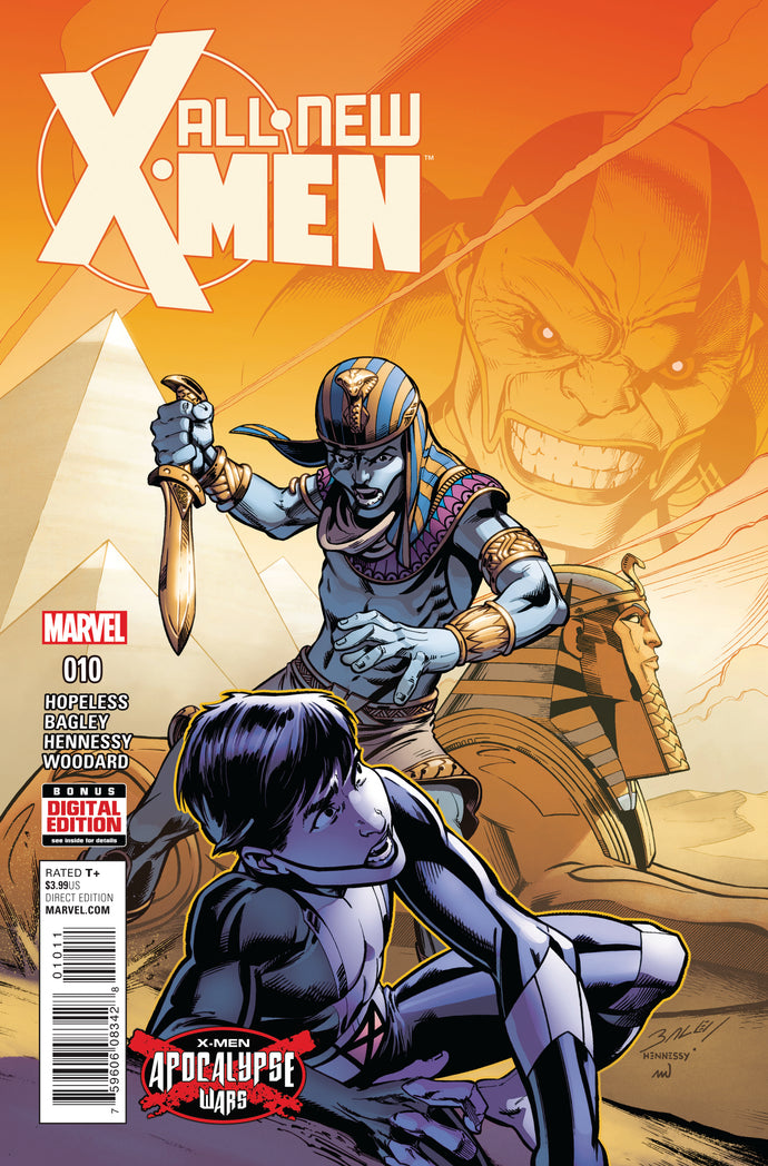 ALL NEW X-MEN #10 AW