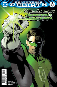 HAL JORDAN AND THE GREEN LANTERN CORPS #4 VAR ED
