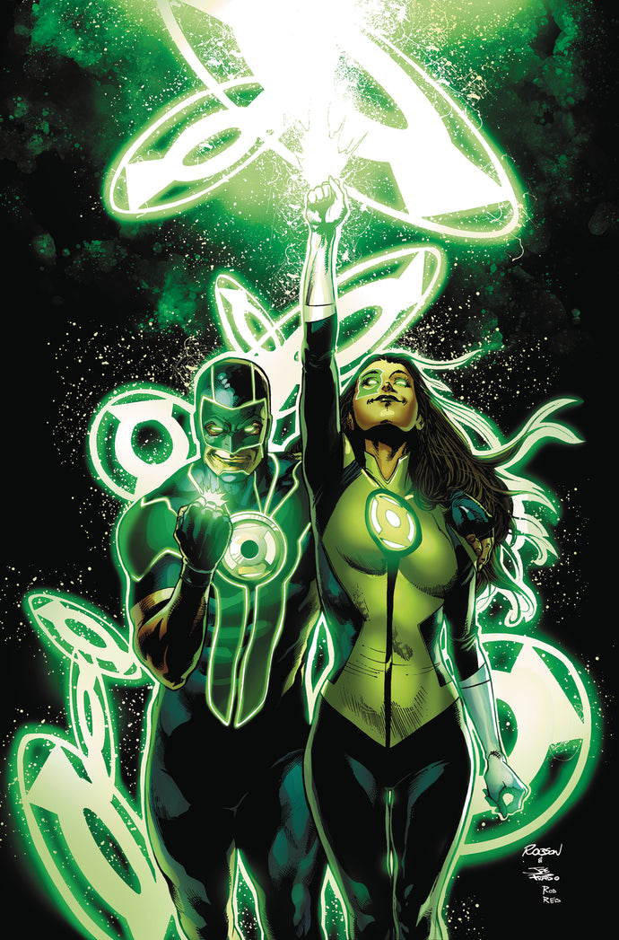 GREEN LANTERNS TP VOL 02 PHANTOM LANTERN (REBIRTH)