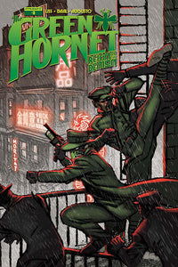GREEN HORNET REIGN OF DEMON #3 (OF 4) CVR A MORITAT