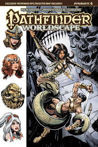 PATHFINDER WORLDSCAPE #5 (OF 6) CVR B MANDRAKE