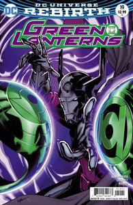 GREEN LANTERNS #19 VAR ED