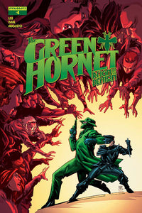 GREEN HORNET REIGN OF DEMON #4 (OF 4) CVR A LASHLEY