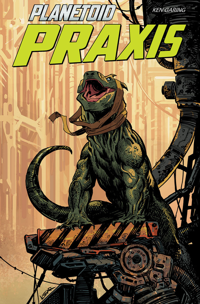 PLANETOID PRAXIS #3 (OF 6) (MR)